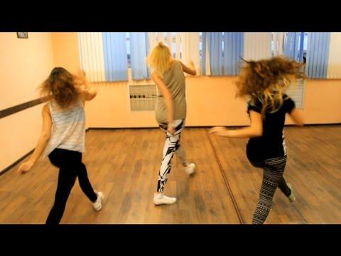 Dancehall choreo by Natali | Inside Dance Studio