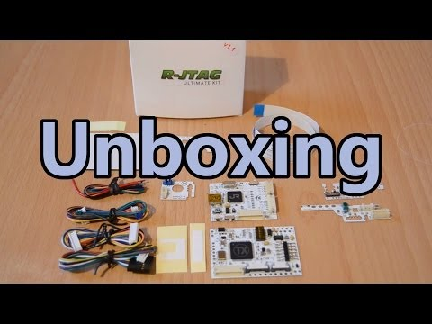 Team Xecuter R-JTAG Ultimate Kit for Xbox 360 - Unboxing - for 48$ from China ! [HD]