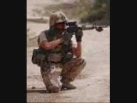 Afghanistan/ War on Terrorism/ American Troops/ Acie Cargill