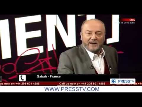 'Kiev forces helpless in quelling unrest' - George Galloway - Comment - Press TV - 1st May 2014