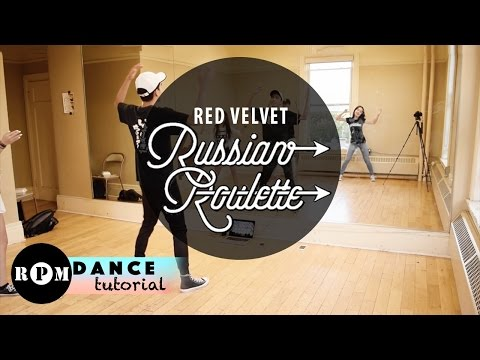 "Red Velvet ""Russian Roulette"" Dance Tutorial Part 1 (1st And 2nd Chorus)"