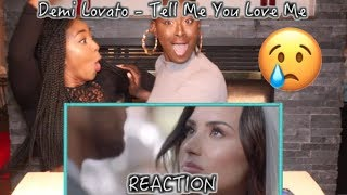 Download Lagu Demi Lovato - Tell Me You Love Me | REACTION Gratis STAFABAND