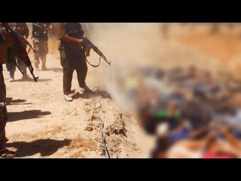 Horrific Mass Killing Photos In Iraq Raise Major Fear & Bigger Questions