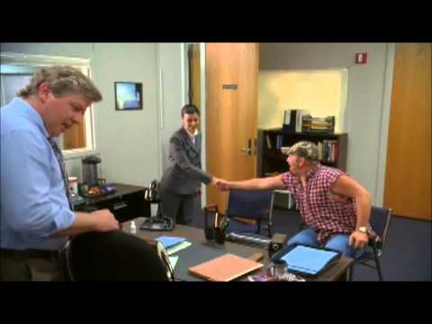 Larry the Cable guy Health inspector Fart Scene