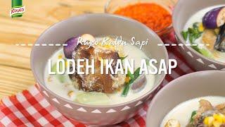 Resep Royco - Lodeh Ikan Asap