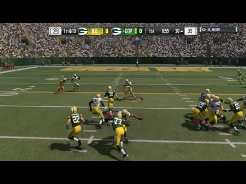 NFL bloopers 2 fumbles on the play still Packers ball