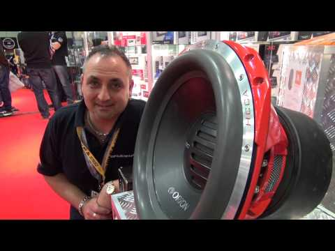 NEW Orion HCCA Woofer 3,600W RMS