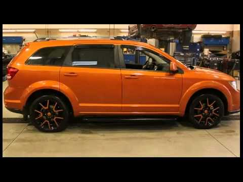 dodge journey crew fwd   custom rims     edmonton ab