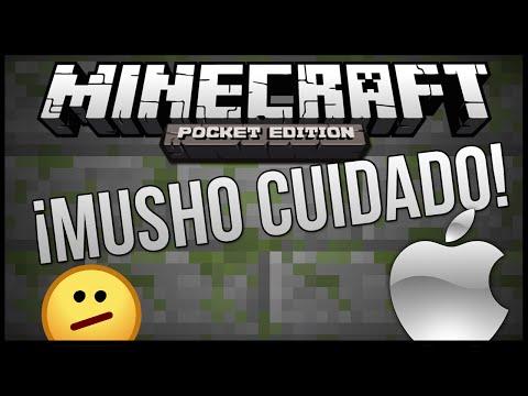 CUIDADO USUARIOS DE APPLE | iOS 8.3 No permite la instalación de mapas en Minecraft PE