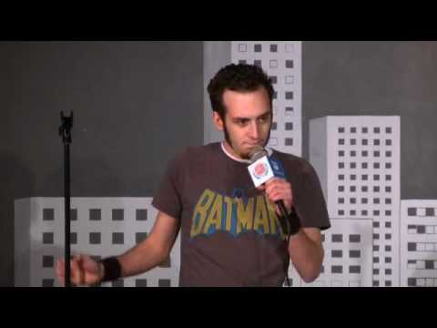 Kyle Dodson Rooftop Comedy Set - March 2010