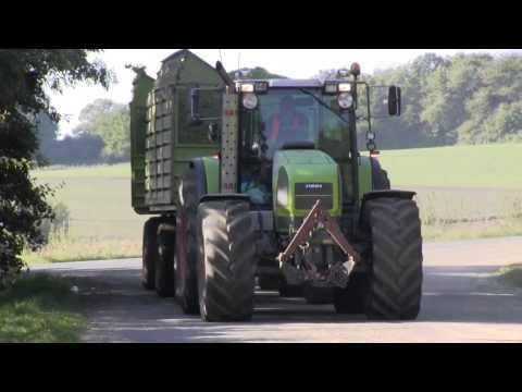 Claas ARES 836 RZ [Sound/Uncut] [HD]
