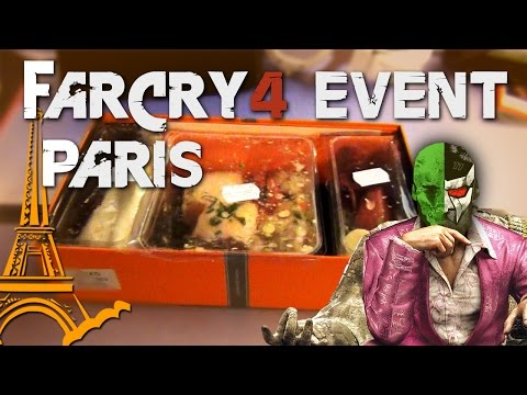 Far Cry 4 Event with Docm77 — Sleepless in Paris