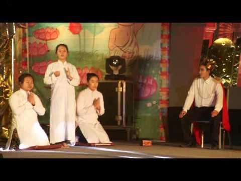 Kabaret Tiga Peristiwa Agung Waisak (kisah Hidup Sang Buddha) oleh Pemuridhis UNRI