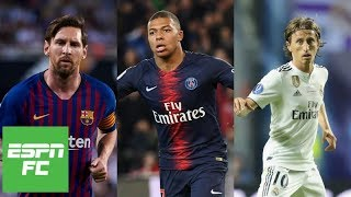 Messi, Modric, Mbappe: Who should win Ballon d'Or after shortlist announced? | ESPN FC