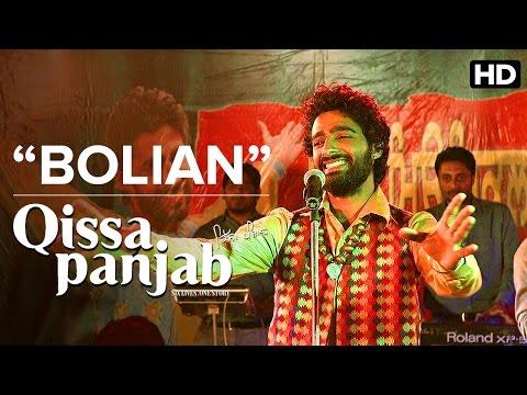 Bolian | Video Song | Qissa Punjab | Manna Mand