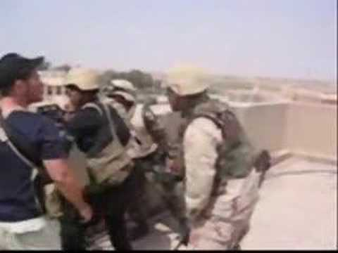 Pt.2 (AMAZING VIDEO) Sniper (Blackwater Commando) in Iraq shoots insurgents