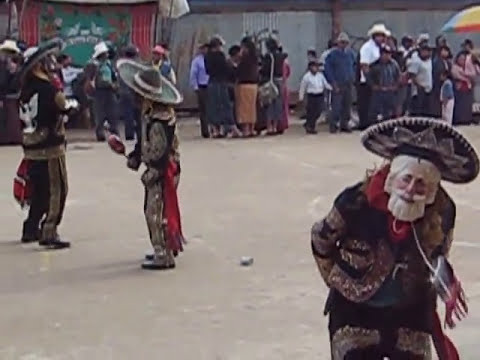 San Vicente Buenabaj, Baile de Mexicanos, en San Antonio Buenabaj.
