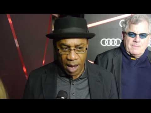 Scandal's Joe Morton talks playing Kerry Washington's Dad- Pappa Pope!