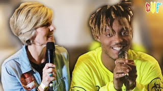 Mom Interviews Juice WRLD
