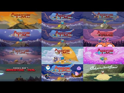 Adventure Time - Different Theme Songs (from