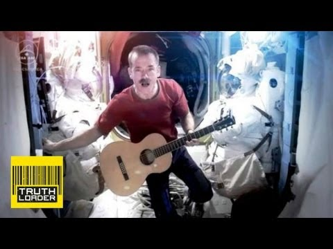 Chris Hadfield's Space Oddity, Kim Dotcom, and Lupe Fiasco - Truthloader