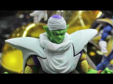 Toy Fair 2013 Bandai Japan Display! Mighty Morphin Power Rangers, Dragon Ball Z, King Kong & More!