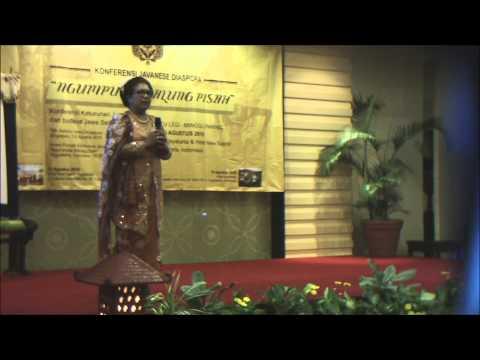 Javanese Diaspora Event : Ngumpulke Balung Pisah ( Part2)