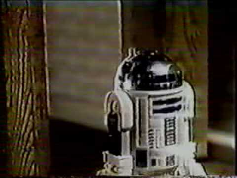 Star Wars Vintage Radio Controlled R2 D2.mpg