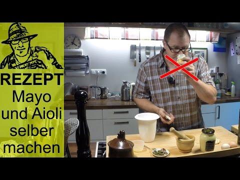 Mega gute Mayo selber machen - oder Aioli