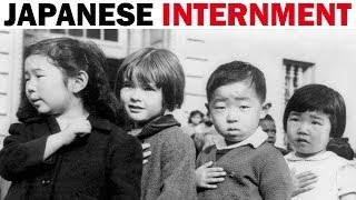 Japanese American Internment During WWII | 1942 | Internment Camps in the USA | Japanese Relocation