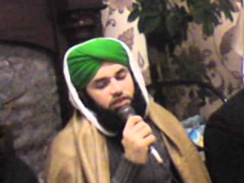 Dawateislami Aalama Shahid Iqbal Madani Reading A Naat.mp4 video