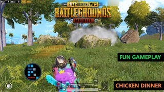 [Hindi] PUBG MOBILE | FUN GAMEPLAY IN SANHOK MAP WITH CHICKEN DINNER