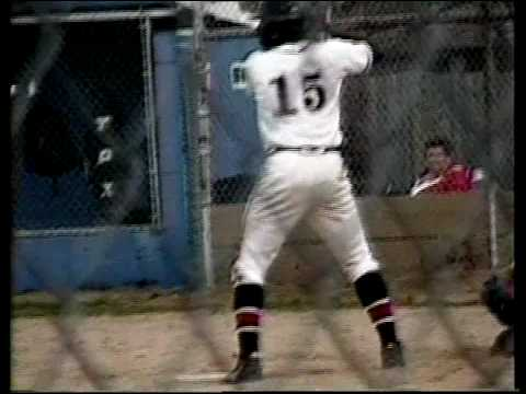 Xavier Credit (Baseball Highlights) Bishop Ward High School) DVD #2