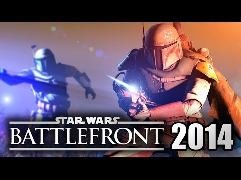 Star Wars Battlefront 3 by DICE (SWBF 2014-2015) Multiplayer Gameplay Talk! Maps, Modes XboxOne/PS4