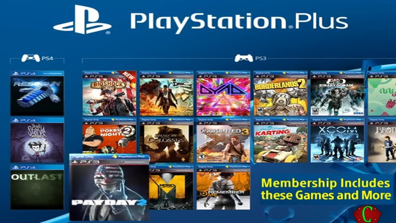 free online games ps4