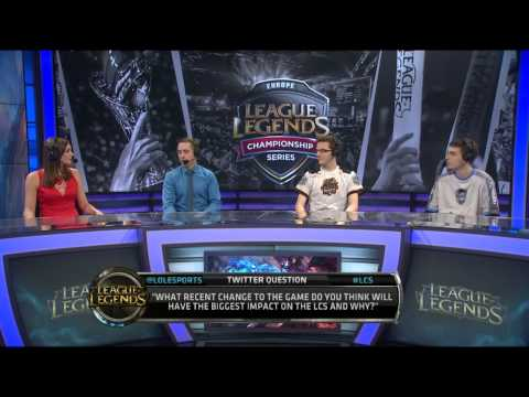 Sjokz, Krepo, Freeze and MrRallez talk about the changes in Season 5 and Fnatic vs Elements