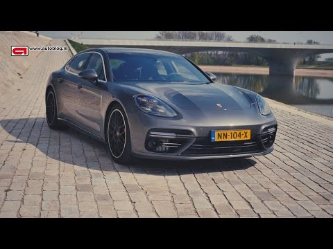 Porsche Panamera Turbo Executive review