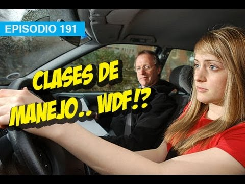 Clases de Conducir Sale Mal!! l whatdafaqshow.com (re-upload)