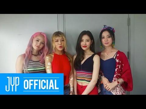 download lagu Wonder Girls' DAY6 First USA Fan Meeting Cheering Message gratis