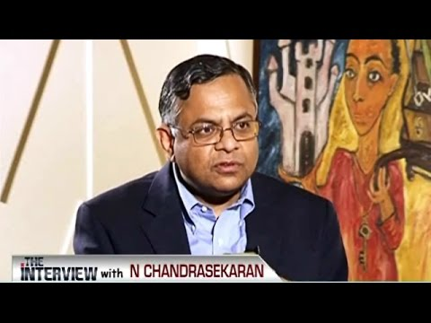 The Interview With N Chandrasekaran Of TCS | Exclusive