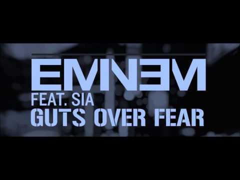 Eminem - Guts Over Fear (Instrumental) Feat. Sia