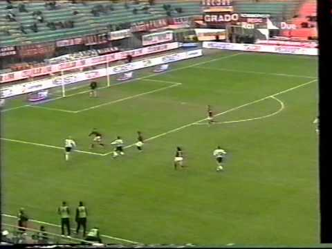 Serie A 2002/2003: AC Milan vs Udinese 1-0 - 2002.11.06 -