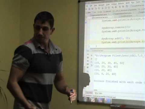 Java Core: Списки/Деревья. Лекция #3 (Часть 1)