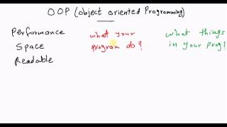 Object Oriented Programming (OOP) Concepts [كود مصري]