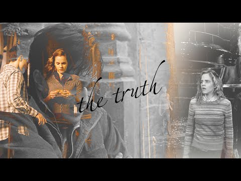 harry+hermione | the truth [HPC].