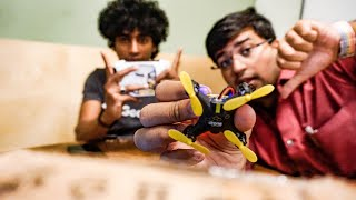 WORLDS SMALLEST DRONE. Deal or Bust? | Vlog02