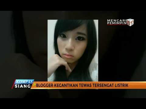 Blogger Kecantikan Ini Tewas di Kamar Mandi