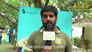 Gopi Jagadeeswaran At Inimey Ippadithaan Movie Press Meet