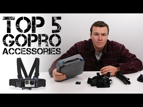 Top 5 GoPro Accessories