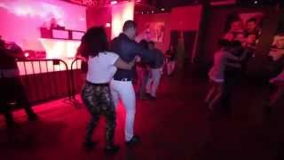04/18/15 - DC Bachata Masters - Social Dance: Andrea & Lissanelly